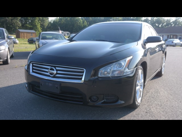 used 2012 nissan maxima s for sale in fredericksburg va 22407 cars for sale inc. Black Bedroom Furniture Sets. Home Design Ideas