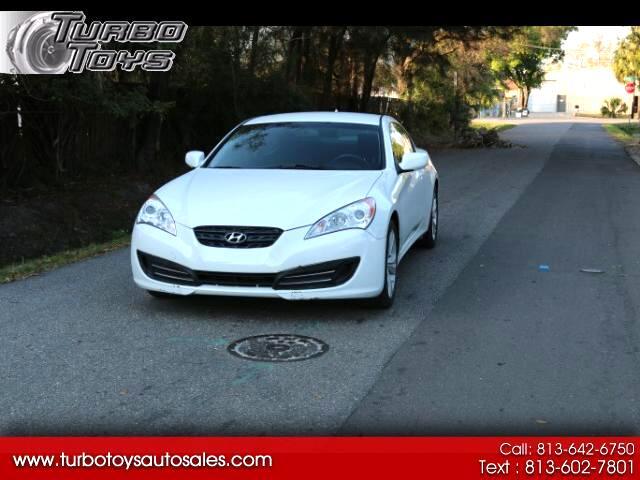 2012 Hyundai Genesis Coupe 2.0 Auto