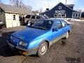 1989 Merkur XR4Ti