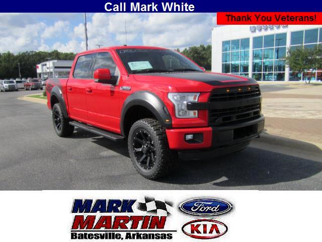 2016 Ford F-150 Roush