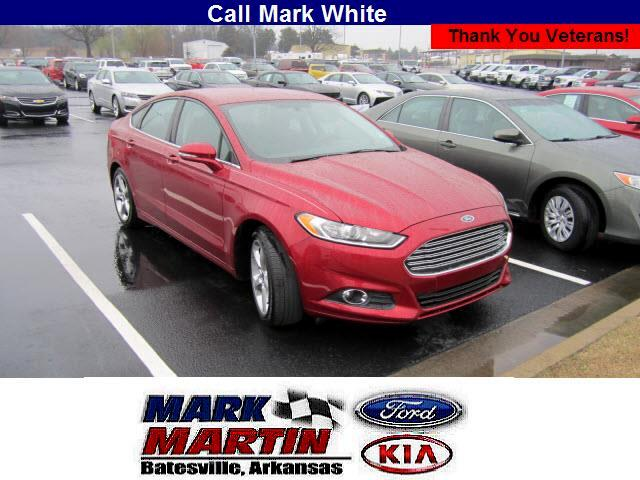used 2013 ford fusion se for sale in batesville ar 72501 mark martin ford. Black Bedroom Furniture Sets. Home Design Ideas