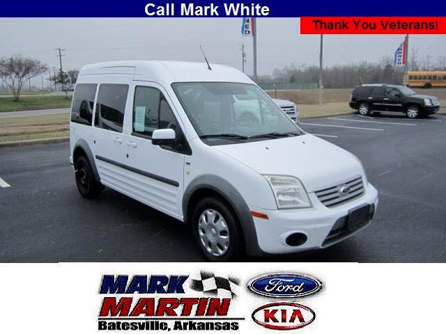 2011 Ford Transit Connect Wagon XLT Premium