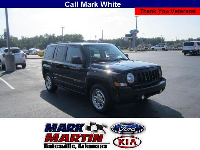 2016 Jeep Patriot Sport SE