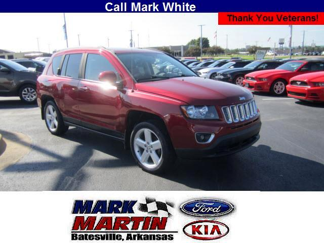 2014 Jeep Compass High Altitude Edition