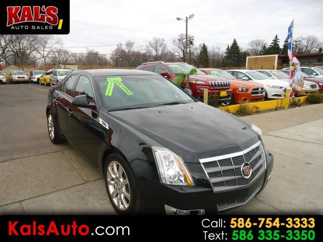 2008 Cadillac CTS Base AWD