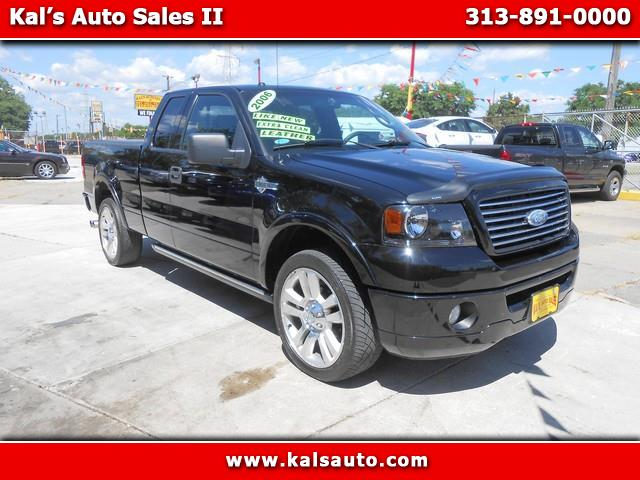 "2006 Ford F-150 AWD SuperCrew 145"" Harley-Davidson"