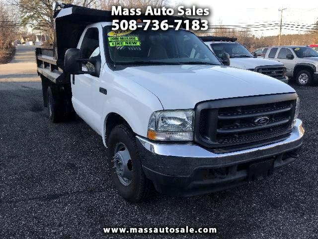 2003 Ford F-350 SD XL 2WD DRW
