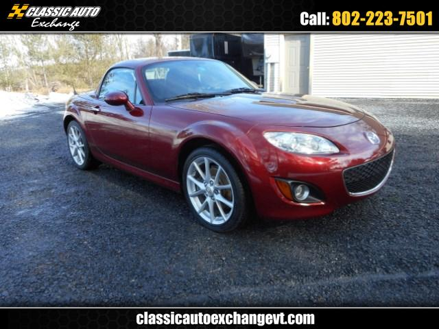 2010 Mazda MX-5 Miata Grand Touring PRHT
