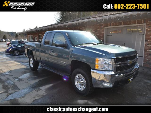 2008 Chevrolet Silverado 2500HD LTZ Ext. Cab Std. Box 2WD