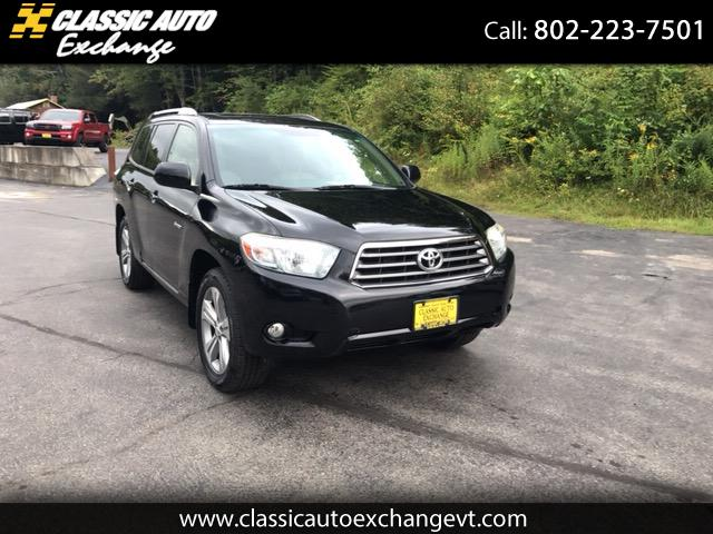 2008 Toyota Highlander Sport 2WD with 3rd-Row Seat