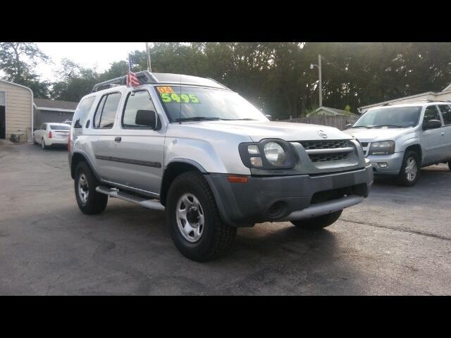 2004 Nissan Xterra XE I4 2WD