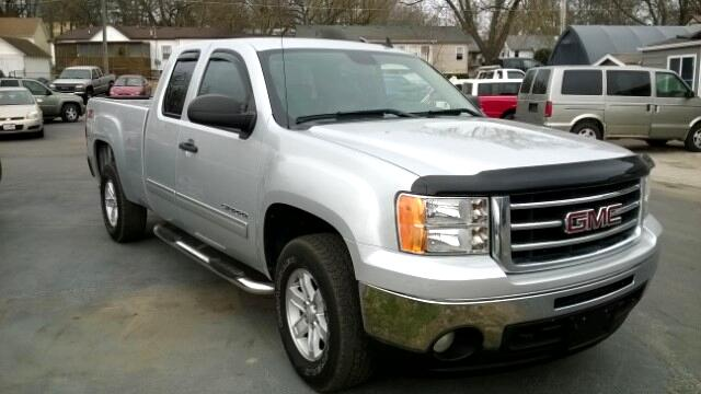 2011 GMC Sierra 1500 SLT Ext. Cab Std. Box 4WD