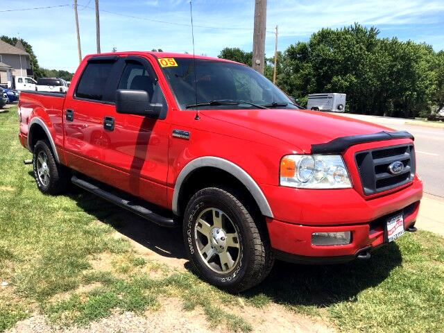 2005 Ford F-150 FX4 SuperCrew 4WD