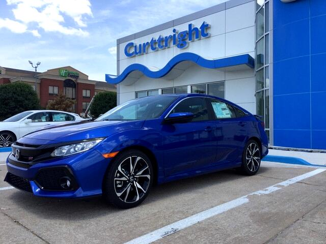2017 Honda Civic Si Sedan 6-Speed MT