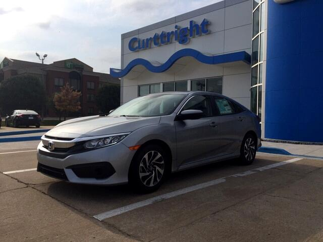 2017 Honda Civic EX Honda Sensing Sedan CVT