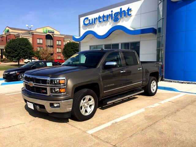 2014 Chevrolet Silverado 1500 2LZ Crew Cab Long Box 4WD