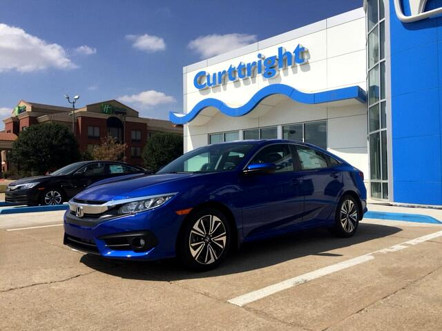 2017 Honda Civic EX-L Sedan CVT