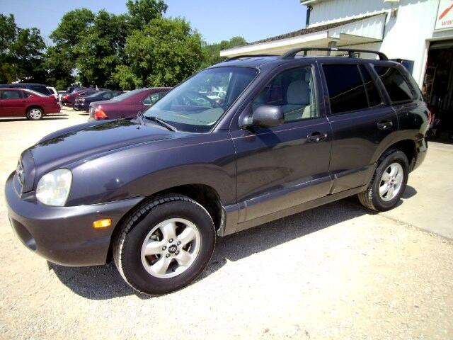 2005 hyundai santa fe gls 2 7l awd for sale cargurus. Black Bedroom Furniture Sets. Home Design Ideas