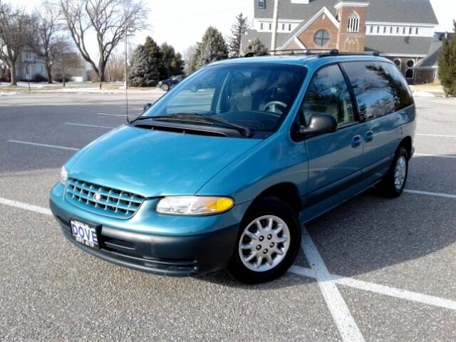 1999 Plymouth Voyager Expresso