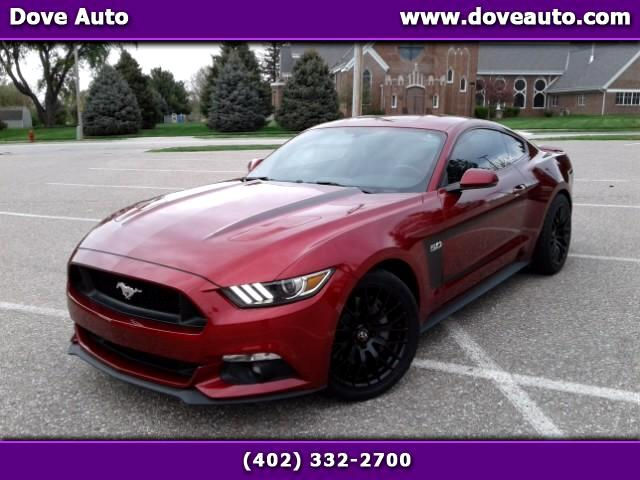 2015 Ford Mustang GT Premium Coupe