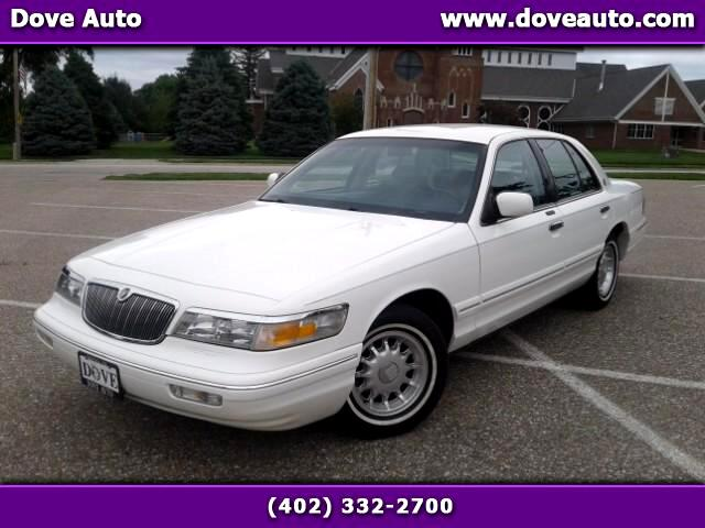 1996 Mercury Grand Marquis LS Bayshore Edition