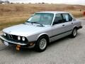 1982 BMW 5 Series 528e