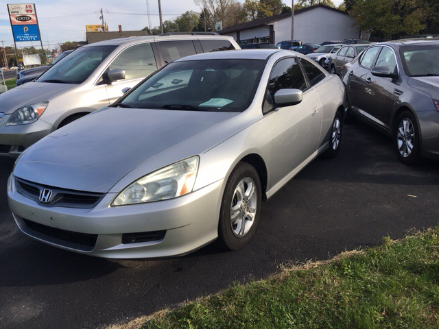 2007 Honda Accord LX coupe AT