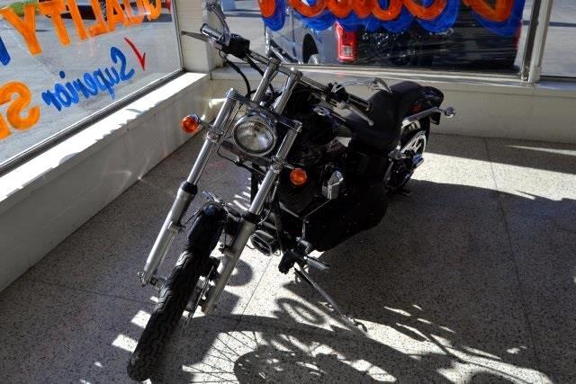 2002 Harley-Davidson FXSTB