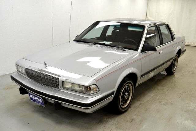 1992 Buick Century Special Edition