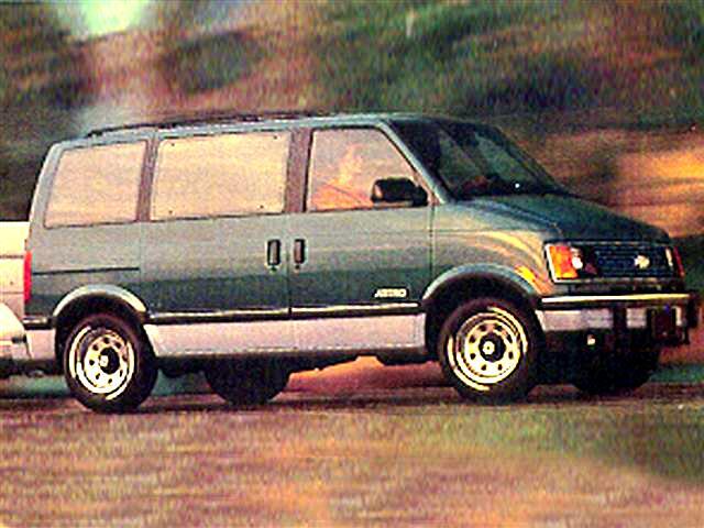 1994 Chevrolet Astro CS
