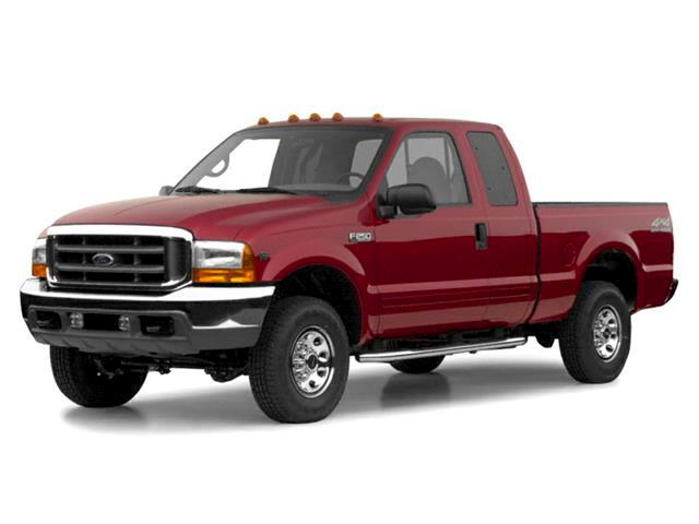 2001 Ford F-250 SD