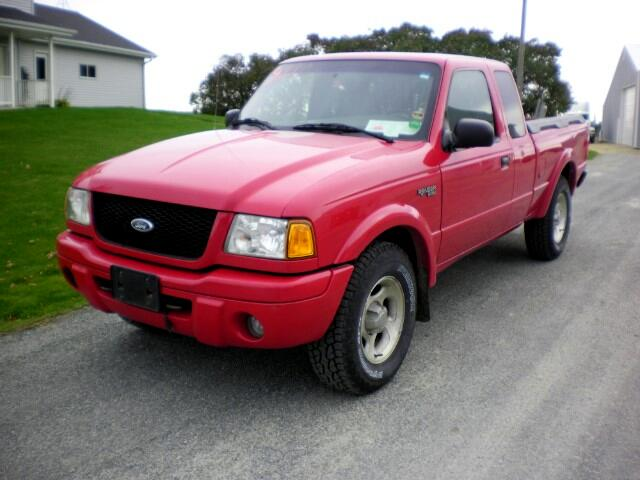 2001 Ford Ranger Edge Plus SuperCab 4.0 4WD