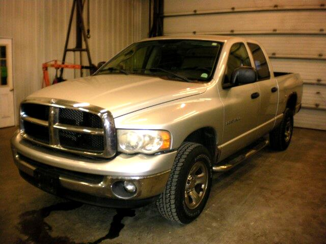 2003 Dodge Ram 1500 SLT Quad Cab Short Bed 4WD