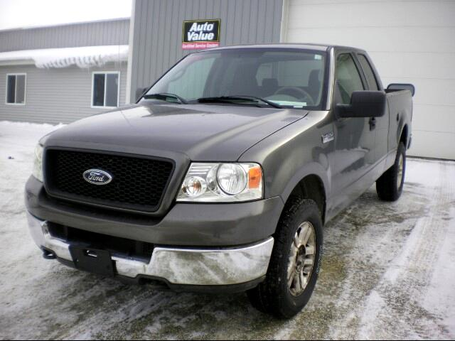 2005 Ford F-150 XLT SuperCab 4WD