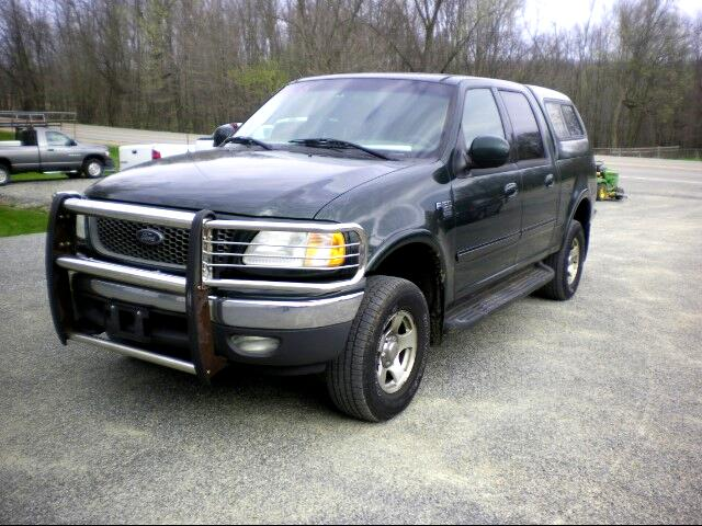 2001 Ford F-150 XLT SuperCrew 5.5-ft. Bed 4WD