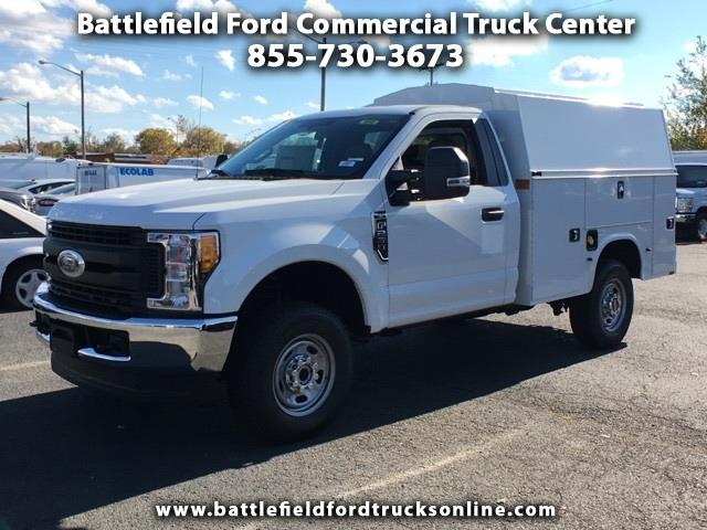 2017 Ford F-250 SD 4WD Reg Cab w/8' Service Body