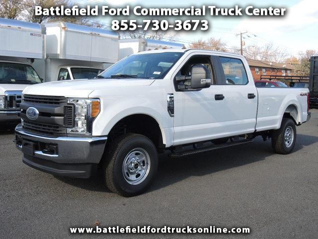 2017 Ford F-250 SD 4WD Crew Cab Long Bed