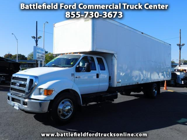 2006 Ford F-650 SuperCab 2WD DRW