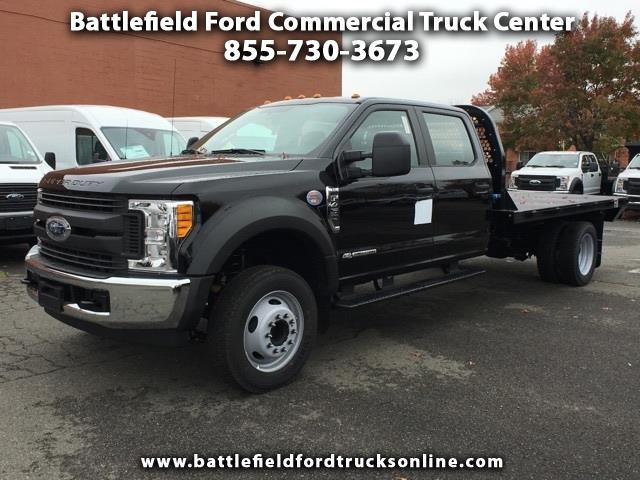 2017 Ford F-450 SD 2WD Crew Cab