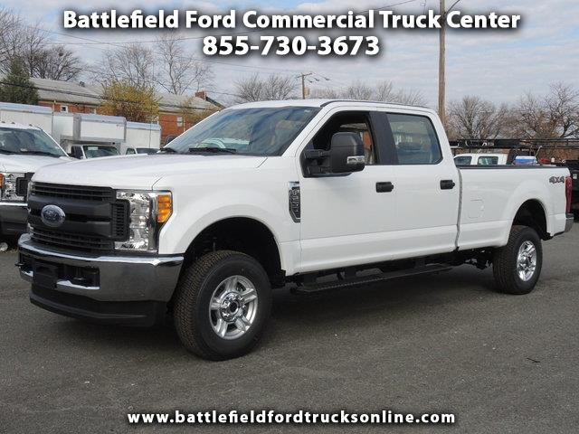 2017 Ford F-250 SD 4WD Crew Long Bed