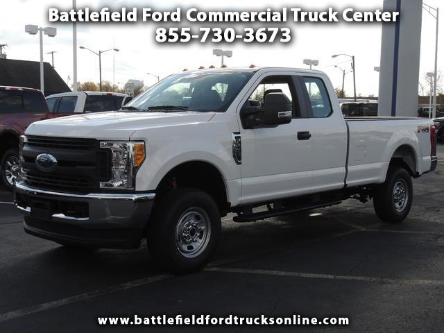 2017 Ford F-250 SD 4WD SuperCab Box