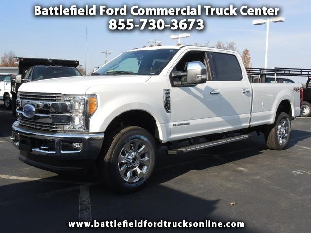 2017 Ford F-350 SD 4WD Crew Cab Long Bed