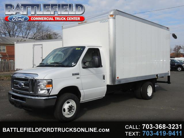 2017 Ford F-350 SD 15' Dry Freight