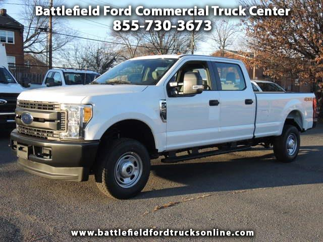 2017 Ford F-250 SD 4WD Crew Cab
