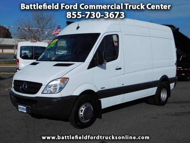 2010 Mercedes-Benz Sprinter 3500 High Roof 144-in. WB