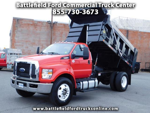 2017 Ford F-750 Regular Cab 2WD DRW