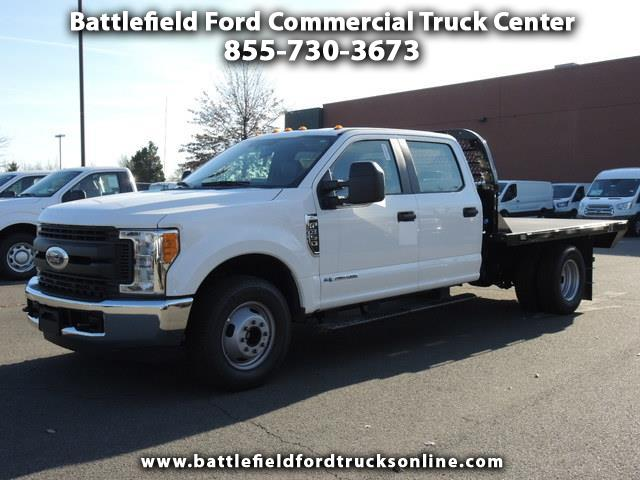 2017 Ford F-350 SD 2WD Crew Cab w/ 10' Flat Bed