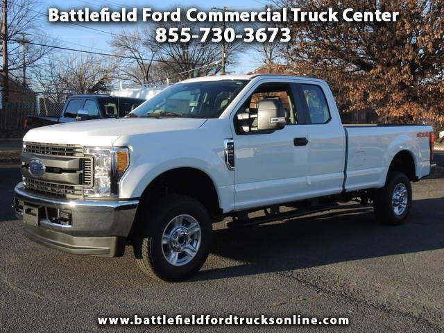 2017 Ford F-250 SD 4WD SuperCab Long Bed