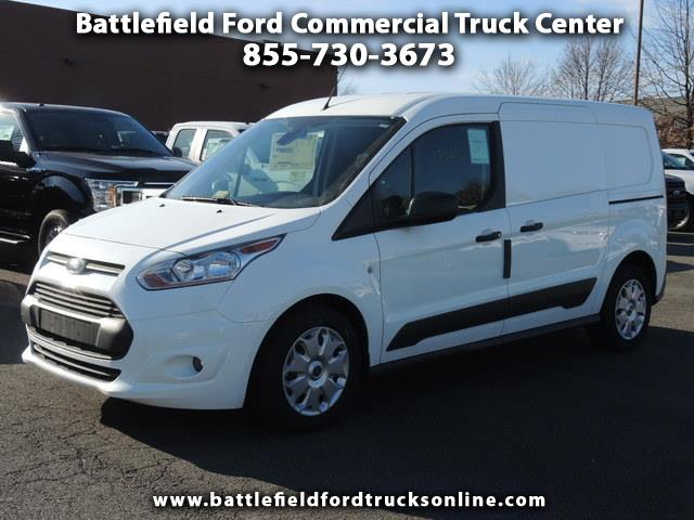2018 Ford Transit Connect XLT Cargo
