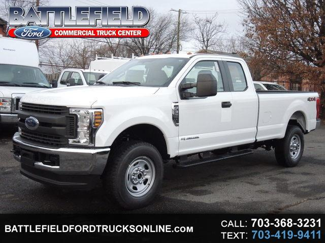 2018 Ford F-350 SD SuperCab 4x4 XL